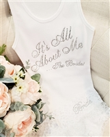 It's All About Me Tank and Lace Boyshorts