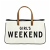 Girl's Weekend Oversized Tote