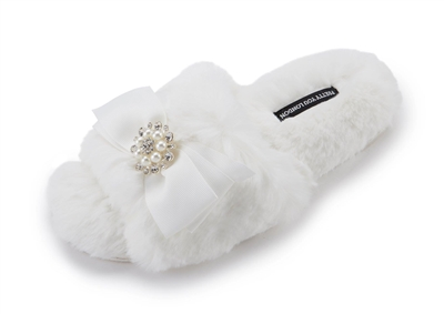 Luxury Faux Fur Slippers