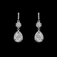 Petite CZ Earrings