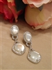 Pearlized Earrings