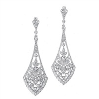 Elegant Chandelier Earrings