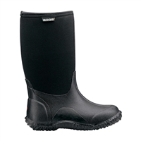 BOGS KIDS INSULATED BOOT CLASSIC BLACK NO HANDLE