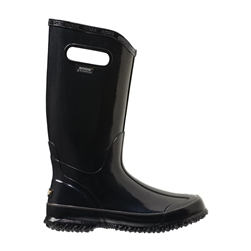 BOGS WOMENS RAIN BOOT SOLID COLOR
