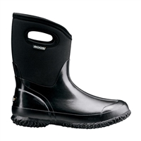 BOGS WOMENS CLASSIC MID INSULATED BOOT W/HANDLE