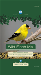 BLUE SEAL BIRDER`S SECRET WILD FINCH MIX 8 LB