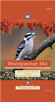 BLUE SEAL BIRDER`S SECRET WOODPECKER MIX 8LB