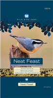 BLUE SEAL BIRDER`S SECRET NEAT FEAST 8LB