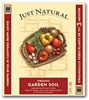 JG JUST NATURAL ORGANIC GARDEN SOIL 1CF