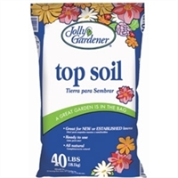 JOLLY GARDENER TOP SOIL 40LB