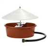 LITTLE GIANT 166386 AUTOMATIC POULTRY WATERER WITH COVER