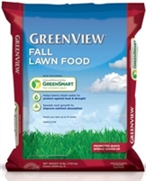 GREENVIEW FALL LAWN FOOD 5,000 SQ FT