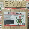 BIO BRICK XL COMPRESSED WOOD FUEL BRICKS, 3.5LB BRICKS,6 PER PACKAGE