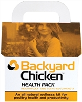 BACKYARD CHICKEN HEALTH PACK 3PC