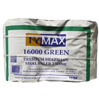 BALER TWINE GREEN SISAL 16,000FT TREATED (2PK)