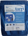 ALL PURPOSE POLY TARP 8X10