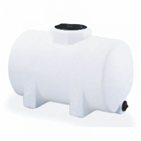 NORWESCO #40298 HORIZONTAL LEG TANK, 125 GALLON