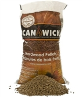 HARDWOOD WOOD PELLETS CANAWICK