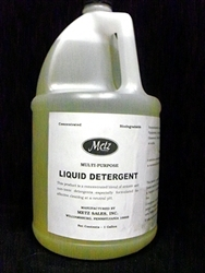 METZ DAIRY SANITIZER 12.5% GALLON