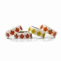 "LEADER MAPLE SYRUP GRADING STICKERS 7/8"" 1000/ROLL"