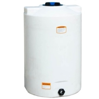 NORWESCO #41861 VERTICAL TANK, 100 GALLON