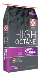 PURINA HIGH OCTANE DEPTH CHARGE LIVESTOCK SUPPLEMENT 25LB