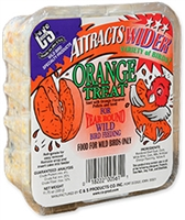 C AND S PRODUCTS SUET DOUGH ORANGE TREAT 11.75OZ