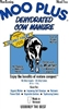 VERMONT AG MOO PLUS DEHYDRATED COW MANURE 1CF