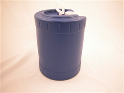 LEADER 67428 5 GALLON PLASTIC MAPLE SYRUP CONTAINER