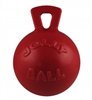 JOLLY BALL TUG N TOSS 10IN RED