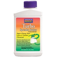 BONIDE TURBO SPREADER STICKER 8OZ