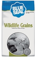 BLUE SEAL WILDLIFE GRAINS 40LB BAG