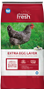 BLUE SEAL HOME FRESH EXTRA EGG CRUMBLE 25LB