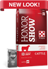 PURINA HONOR SHOW FULL RANGE CATTLE FEED 50LB