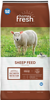 BLUE SEAL HOME FRESH 15 SHEEP GROWER FINISHER PELLETS 50LB BAG