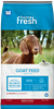 BLUE SEAL HOME FRESH 16 GOAT GROW & FINISH 18DQ *MEDICATED* 50LB