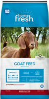 BLUE SEAL HOME FRESH 16 GOAT GROW & FINISH 20R 50LB
