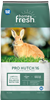 BLUE SEAL HOME FRESH PRO HUTCH 16 RABBIT FOOD 50LB