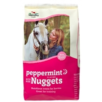 PEPPERMINT NUGGETS BITE SIZE 4LB
