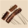 BOSMERE H187 10IN COPPER PLANT MARKERS, 10 PACK