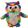 SNUGAROOZ HOOTIE THE OWL PLUSH TOY 10IN