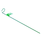 BOSMERE E465 AMARYLLIS SUPPORT, GREEN,  18 INCH