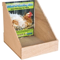 WARE 01492 CHICK-N-NESTING BOX SMALL