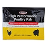 DURVET HIGH PERFORMANCE POULTRY PAK 4OZ