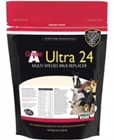 GRADE A ULTRA 24 MULTI SPECIES MILK REPLACER 8LB