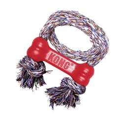 KONG GOODIE BONE WITH ROPE X-SMALL