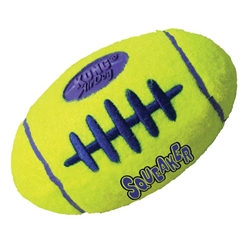 KONG AIRDOG SQUEAKAIR FOOTBALL SMALL