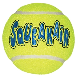 KONG AIRDOG SQUEAKAIR BALL MEDIUM