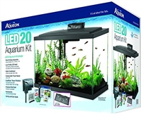 AQUEON 20 GALLON LED AQUARIUM KIT
