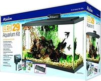 AQUEON 29 GALLON LED AQUARIUM KIT
